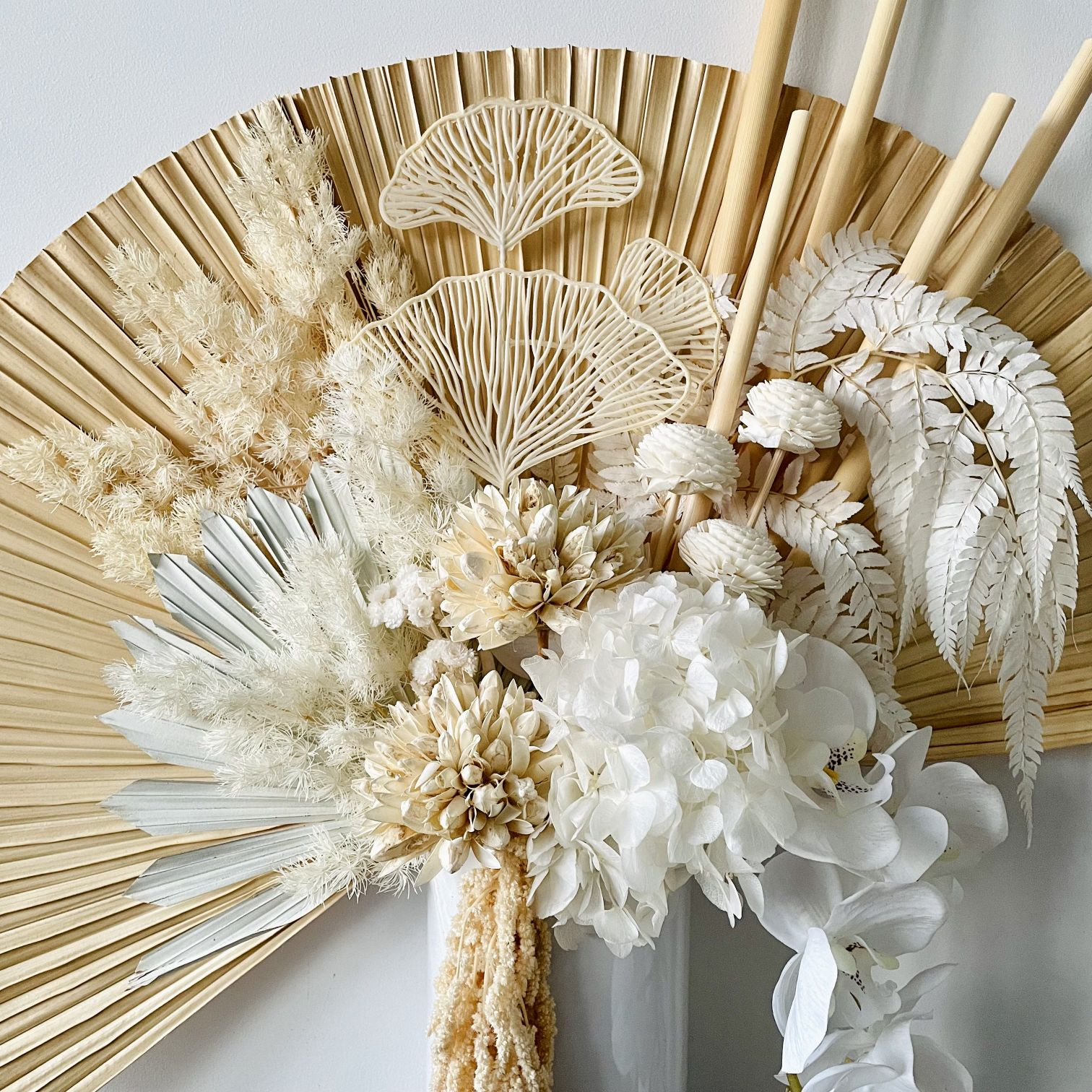 The ultimate secret to decorating your home with Dried flowers